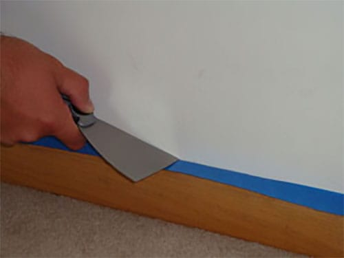 How To Avoid Paint Scraping Off Canvas