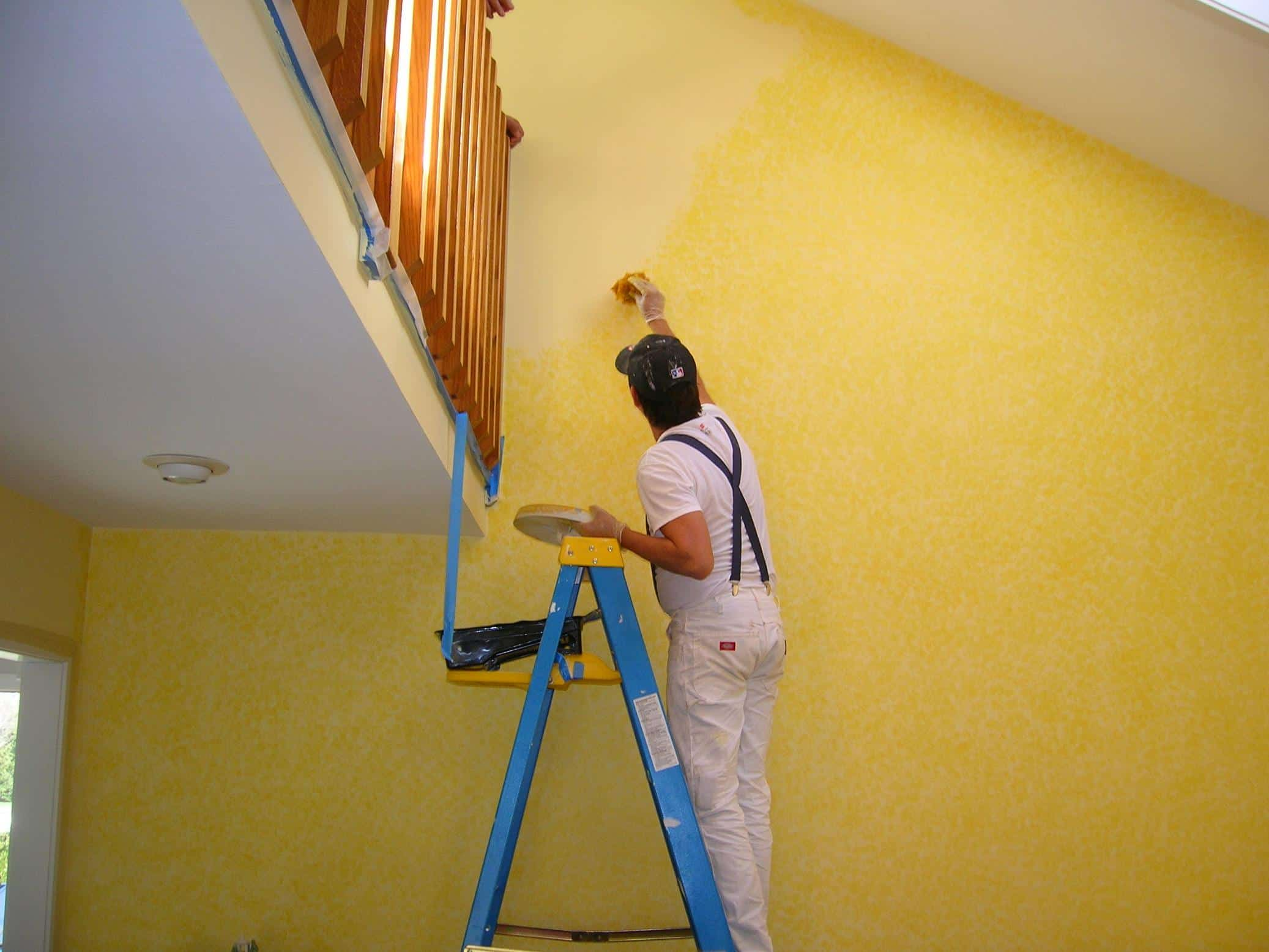 Two best painting products that you should never miss in a for Best mural paint
