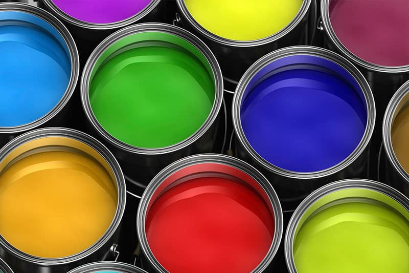 differences between oil base and water based paint