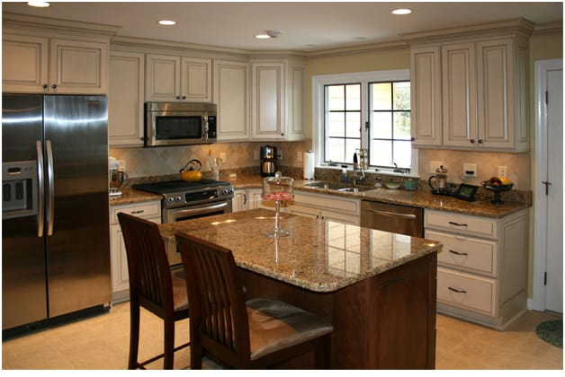 what kind of paint to use on kitchen cabinetsWhat Kind of Paint to Use for Kitchen Cabinets