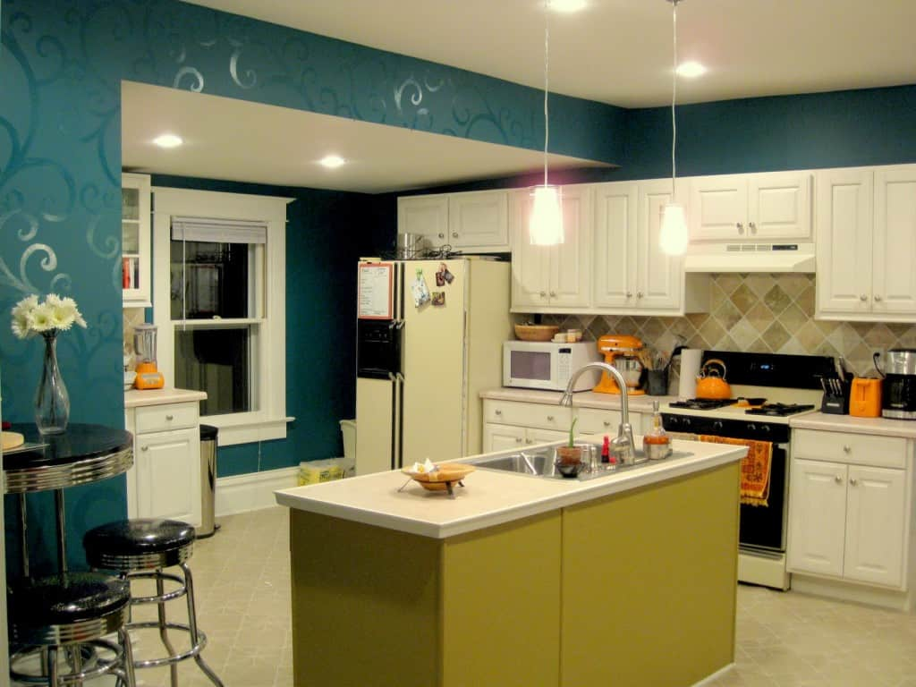 What should be the perfect paint color for kitchen for Paint color kitchen ideas