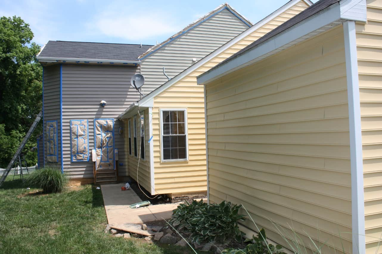 Can You Paint House Siding Home Design