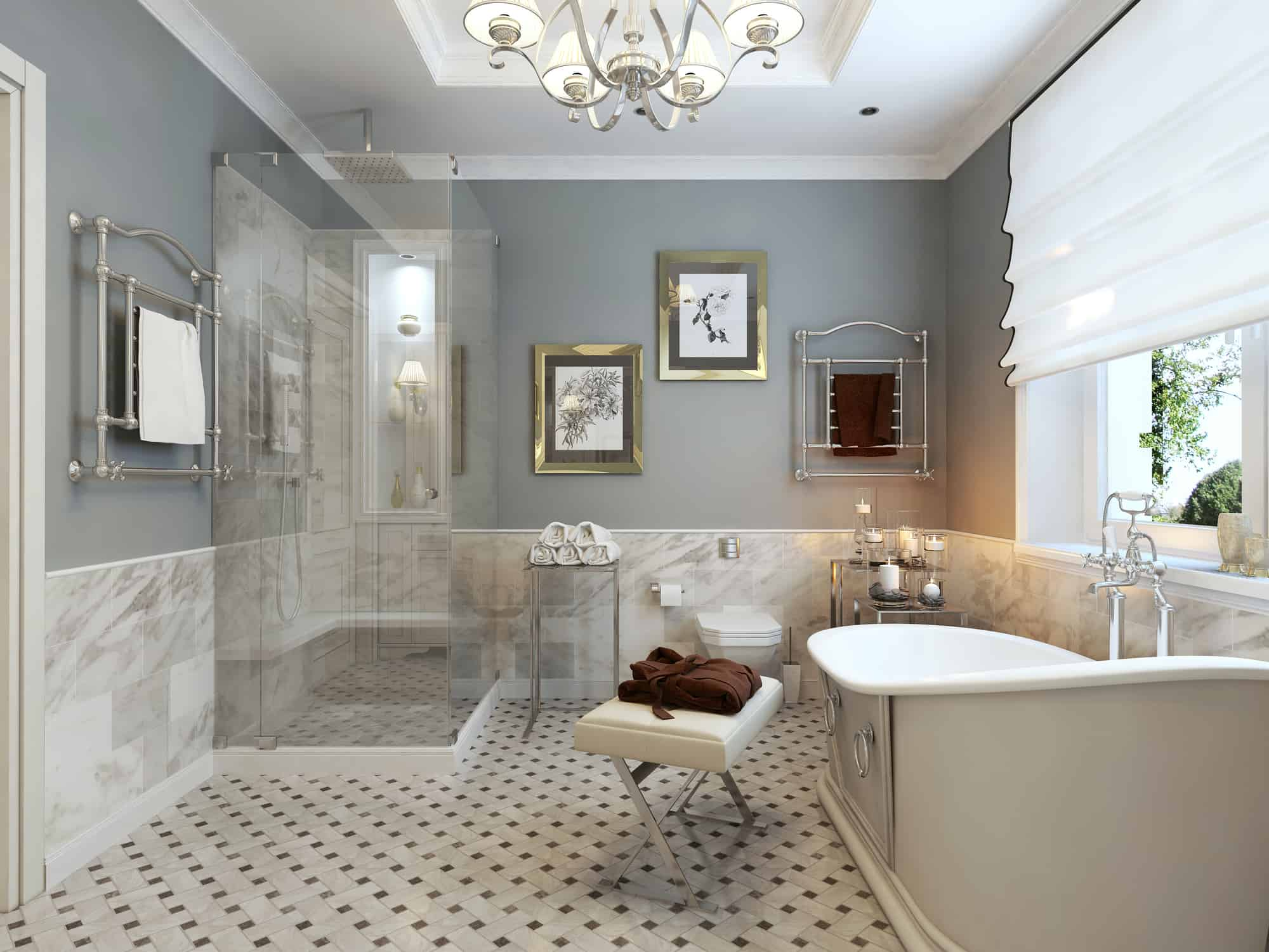 Primer for bathroom ceiling - Things To Consider When You Paint Your Bathroom