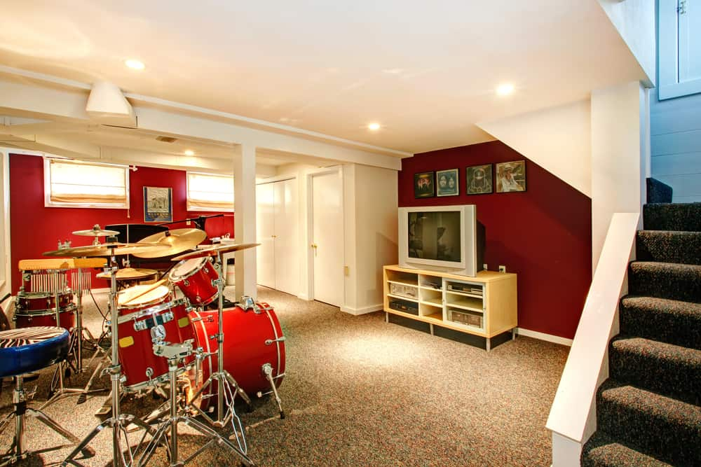 Avoid These Mistakes While Painting Your Basement