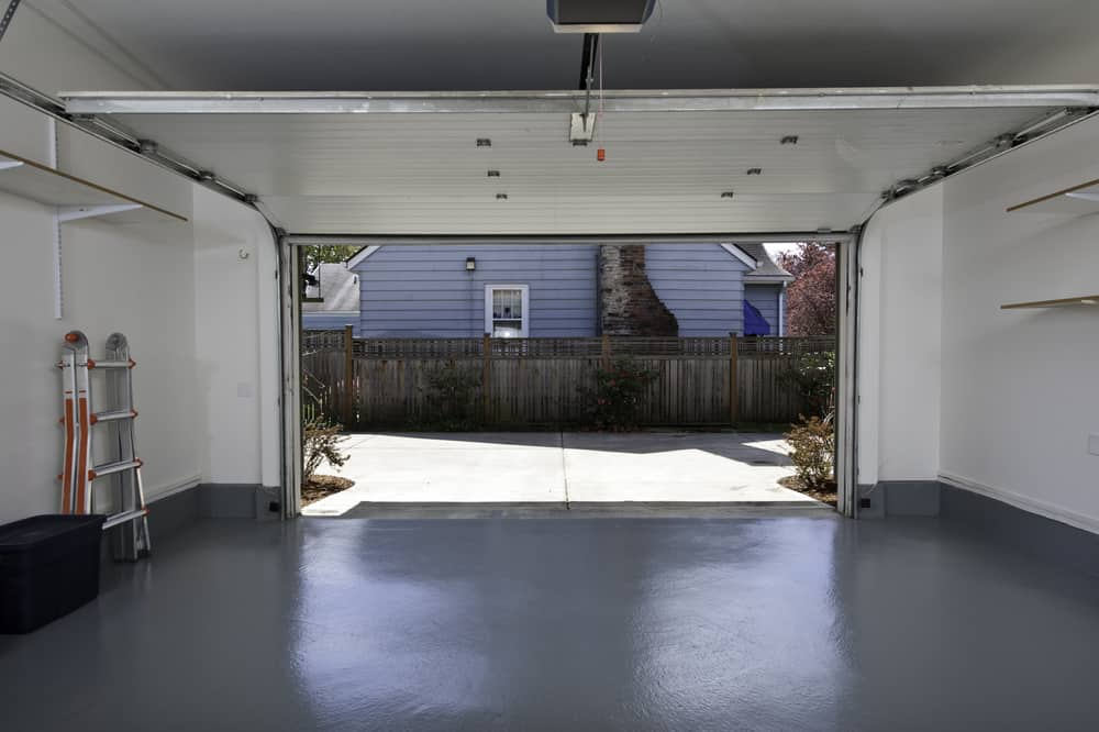 Can a Professional Paint My Garage Floor?