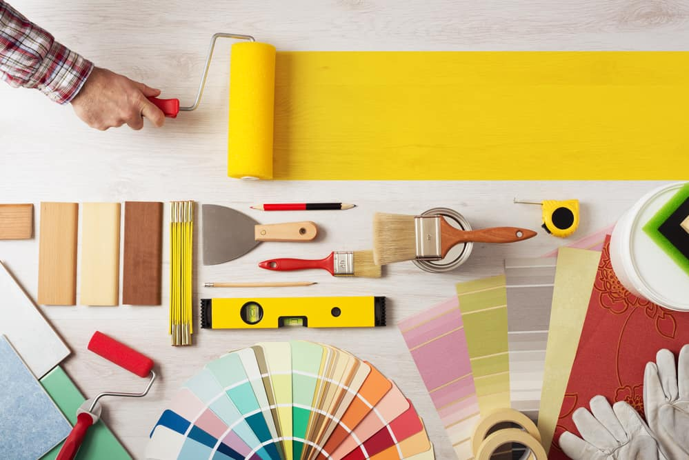 How to Prep for Your Interior Painting Project