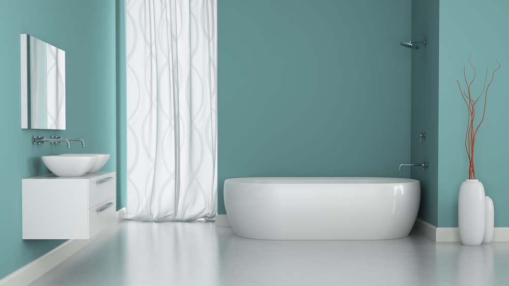 Paint Color Trends for Your Bathroom Retreat