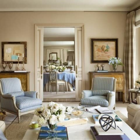 Popular Living Room Paint Colors You Can Choose
